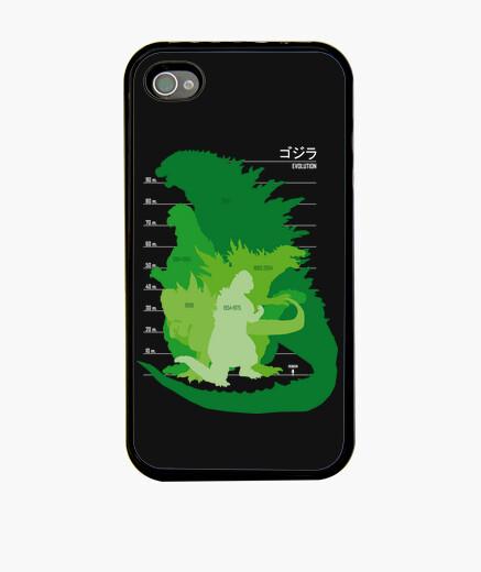 Coque iPhone kai iph4 vert