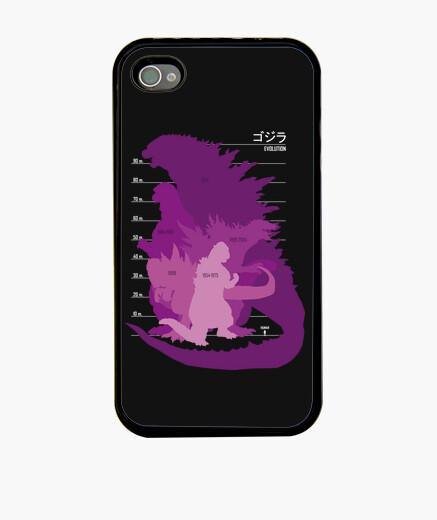 Coque iPhone kai iph4 violet