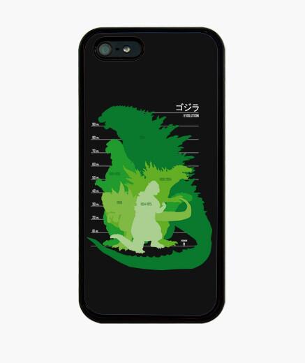Coque iPhone kai iph5 vert