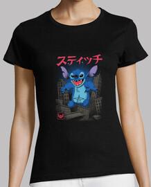 kaiju 626 camisa para mujer