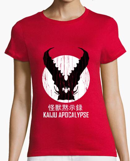 Camiseta Kaiju Apocalypse