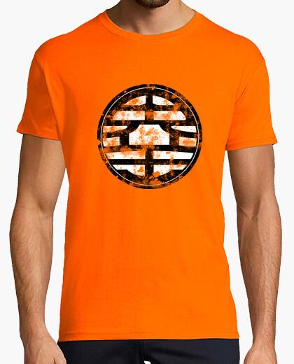 Camiseta Kaito kanji vintage
