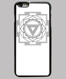 Kali Funda iPhone 6 Plus, negra