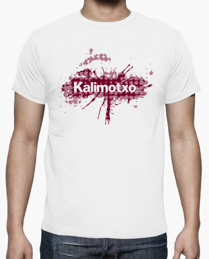 Kalimotxo party style camiseta
