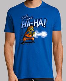 kame hame ah ah! t-shirt