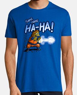 KAME HAME HA HA! camiseta