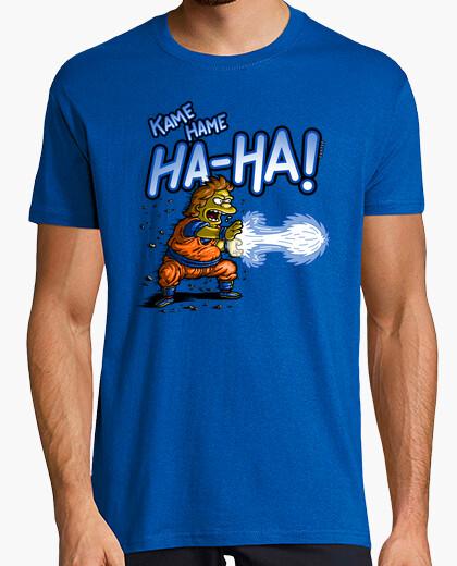 Kame hame ha ha! shirt t-shirt