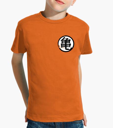 Vêtements enfant kame kanji