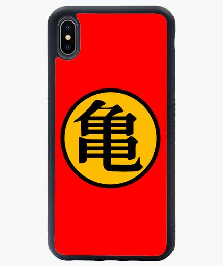 Coque iPhone XS Max kame kanji muten roshi