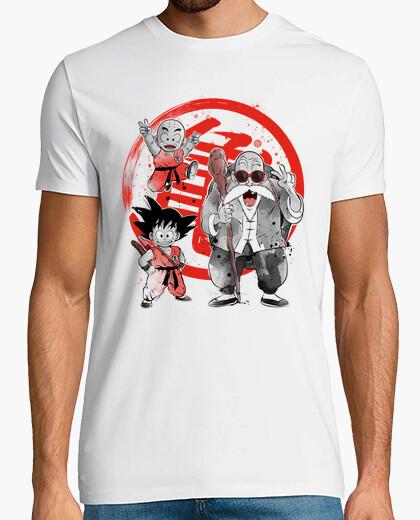 Camiseta Kame School Sumi-e