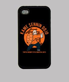 Kame Senin iPhone 4/4s Case