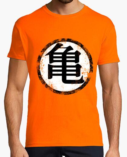Camiseta KAME SÍMBOLO VINTAGE