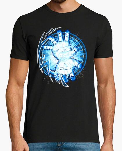 Kamehameha hände t-shirt