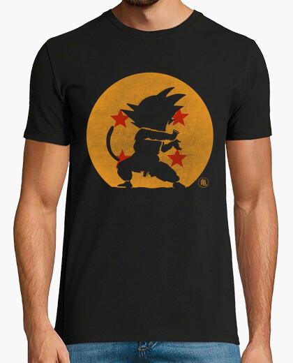 Tee-shirt Kamehameha (version boule grand-père)