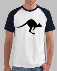 kangourou noir