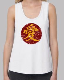 kanji ai (love)