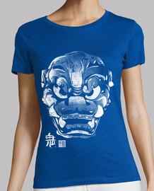 kanji giapponesi demone maschera bianca