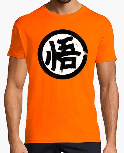 Tee-shirt kanji go (la sagesse)