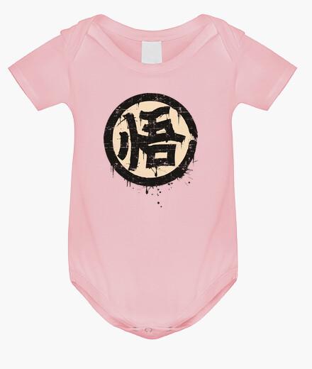 Ropa infantil Kanji Go (Sabiduría)