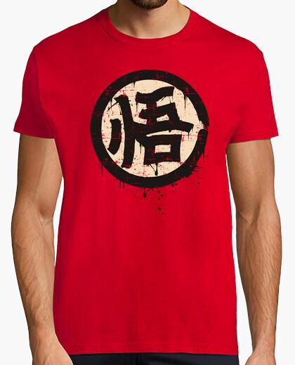 T-shirt kanji go (saggezza)