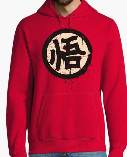 Felpa kanji go (saggezza)