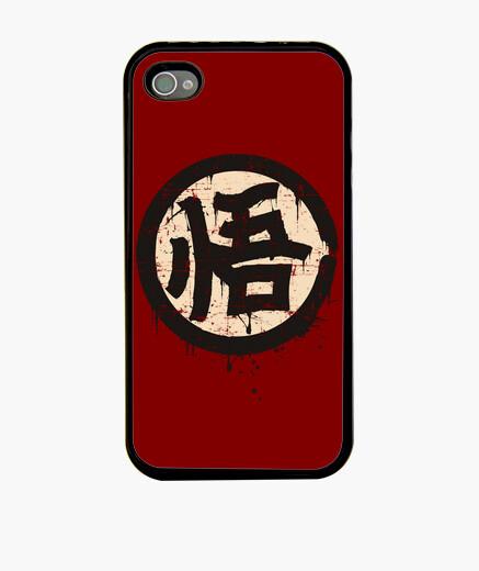 Kanji go (wisdom) iphone cases