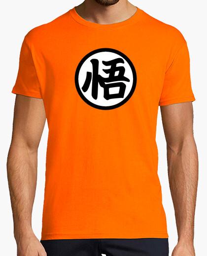 Camiseta Kanji Goku 3
