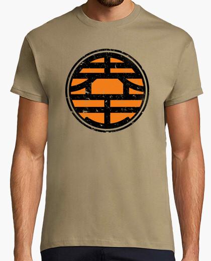 Camiseta Kanji Kai O (Rey del Mundo)