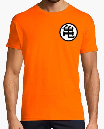 T-shirt Kanji KAME - Tartaruga