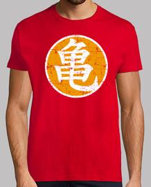 kanji kame (tartaruga) goku