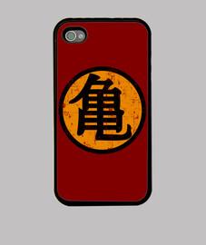 kanji kame (tortue)