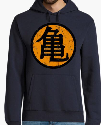 Sweat kanji kame (tortue)