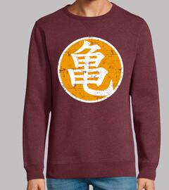 kanji kame (tortue) goku