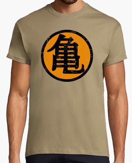 Camiseta Kanji Kame (Tortuga)