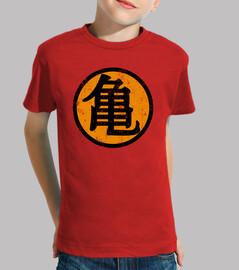 kanji kame (turtle)