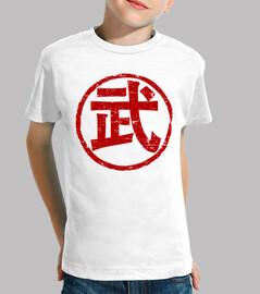 kanji mu (guerrier d39art martial)