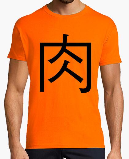 Camiseta Kanji Niku