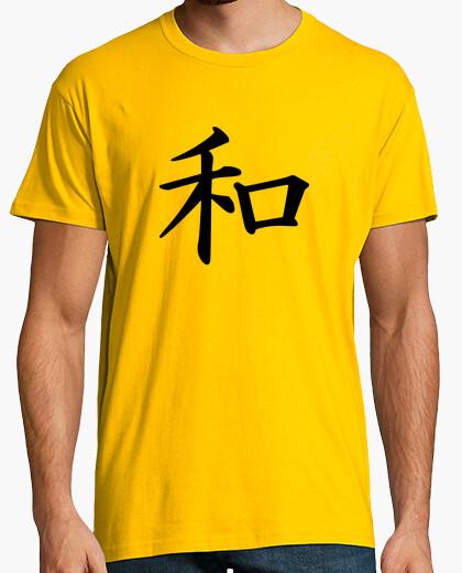 Camiseta Kanji Paz