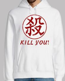 kanji satsu ( uccidere r-killer)