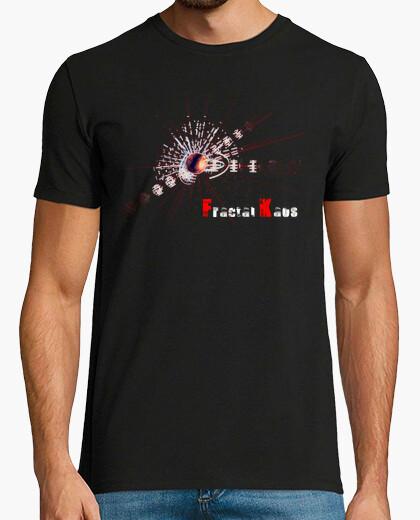 Camiseta Kaos Fractal 2