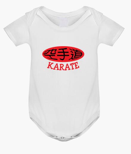 Ropa infantil karate bebés de alta - de artes marciales