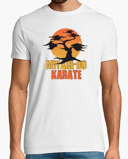 Camiseta Karate Kid - Miyagi Domo
