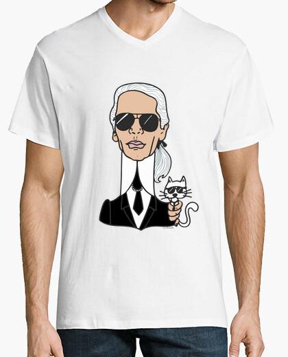 Tee-shirt karl lagerfeld.