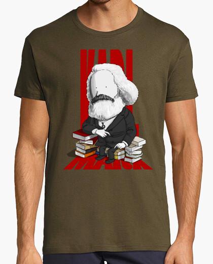 Camiseta Karl Marx by Calvichi's