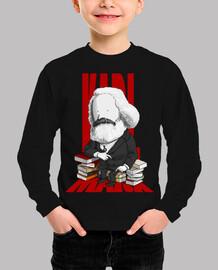 Karl Marx by Calvichi's