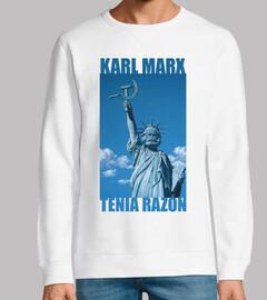 karl marx was right xd