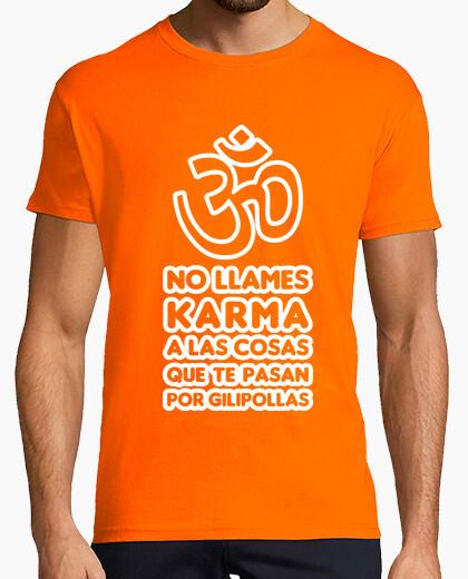 T-shirt karma2