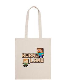 Karmaland Minecraft Bolso