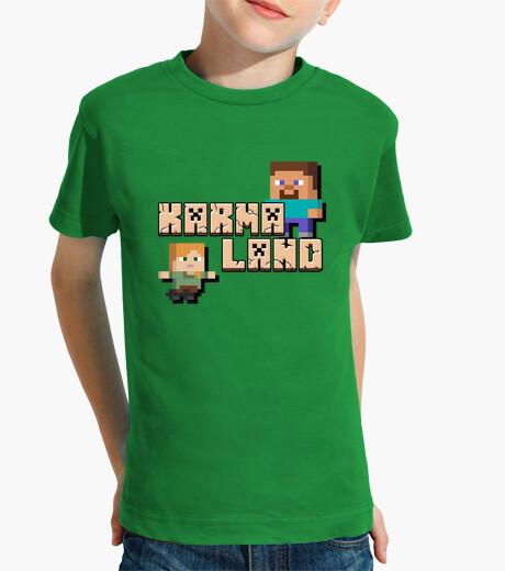 Ropa infantil Karmaland Minecraft Niño