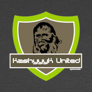 Camisetas KASHYYYK UNITED